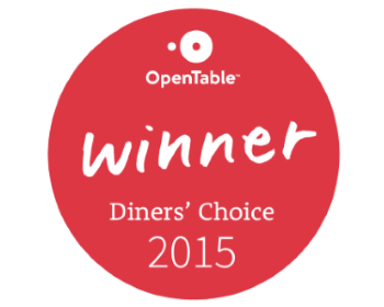 Certificate Of Winner Diners' Choice
